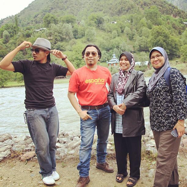 Shooting Pilem | Keran Resort, Neelum River | Neelam Valley, Azad Kashmir PAK