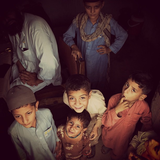 Cheerful Afghan Kids | Near I10, Isloo PAK