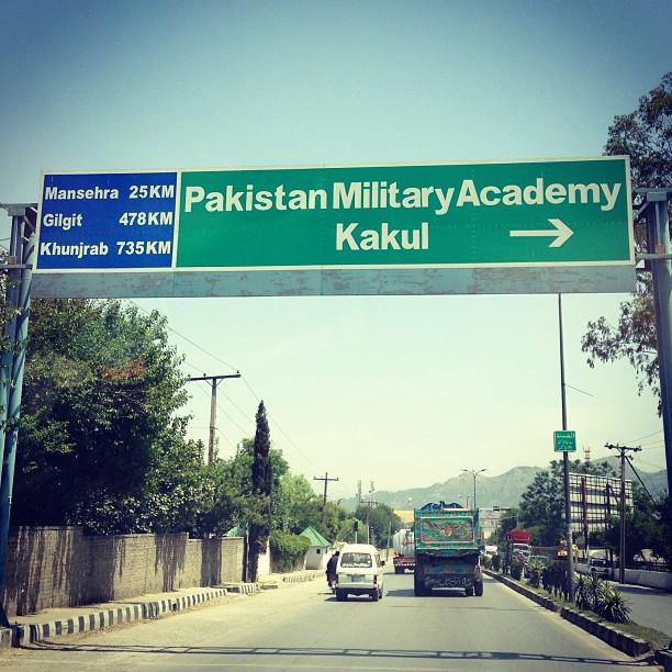 Singgah Sekejap di Kolej Dr Adrian | Abbottabad, Khyber Pakhtoonkhwa Province PAK
