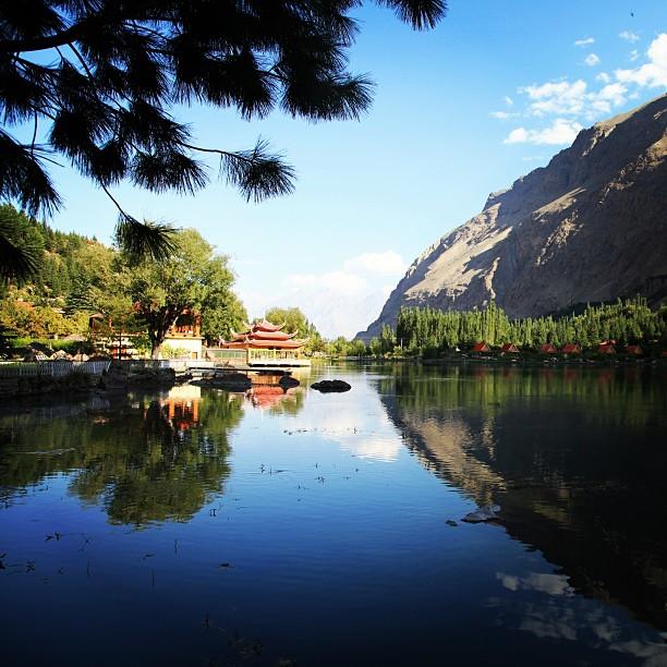 Good Morning ! | Shangrila Skardu, Lower Katchura Lake | Northern PAK