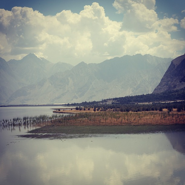 Somewhere Along The Mighty Indus River | Near Skardu Valley, Gilgit-Baltistan | Northern PAK