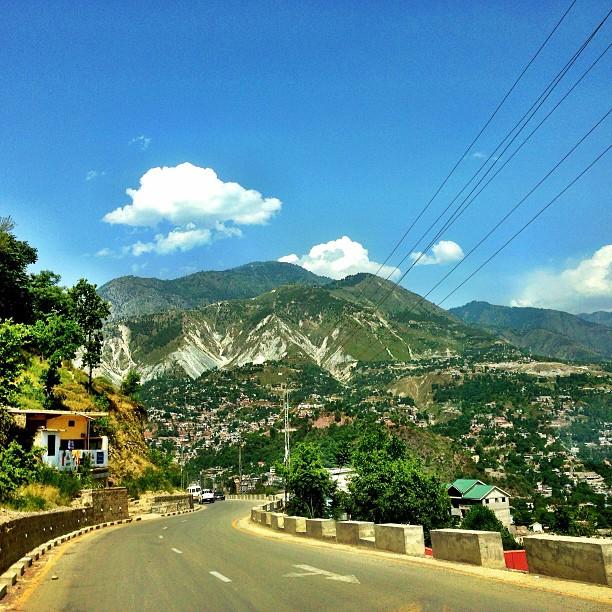 Welcome To Muzzafarabad | Muzaffarabad, Azad Jammu Kashmir AJK | Pakistan