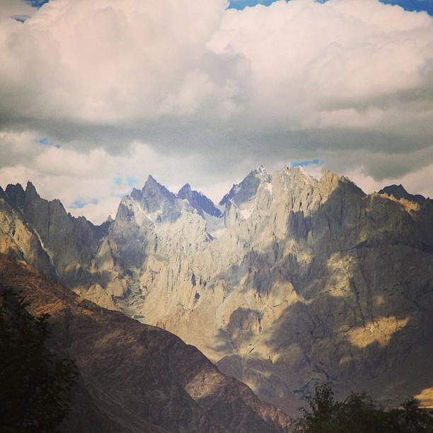 Mega Mendung Di Angkasaraya | Khaplu Palace & Residences | Khaplu Valley | Baltistan, Northern PAK