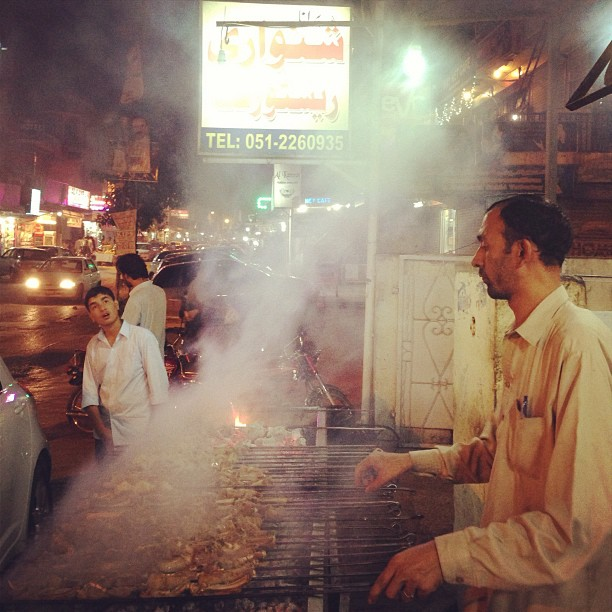 BBQ Dinner | Shinwari Restaurant | Near Peshawar Mor, Isloo PAK