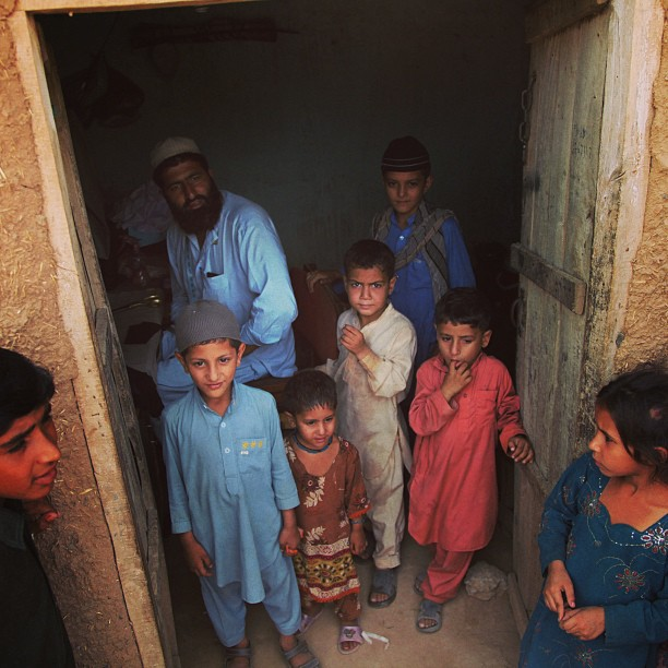 The Afghan Kids & Tailor Shop | Afghan Settlement, Near I10, Isloo PAK