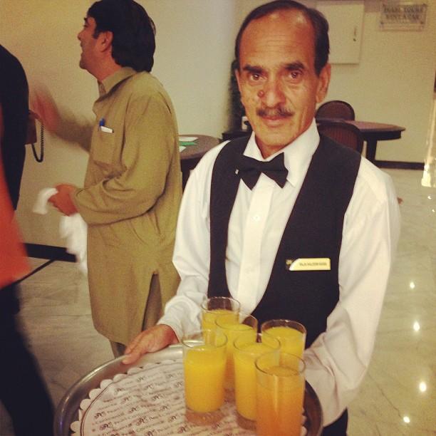 Mango Juice Shehzan Sir! | PC Hotel, Muzaffarabad | Azad Kashmir PAK