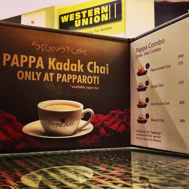 Pappa Kadak Chai Satttuuuu ! | Dolmen Mall | Karachi PAK