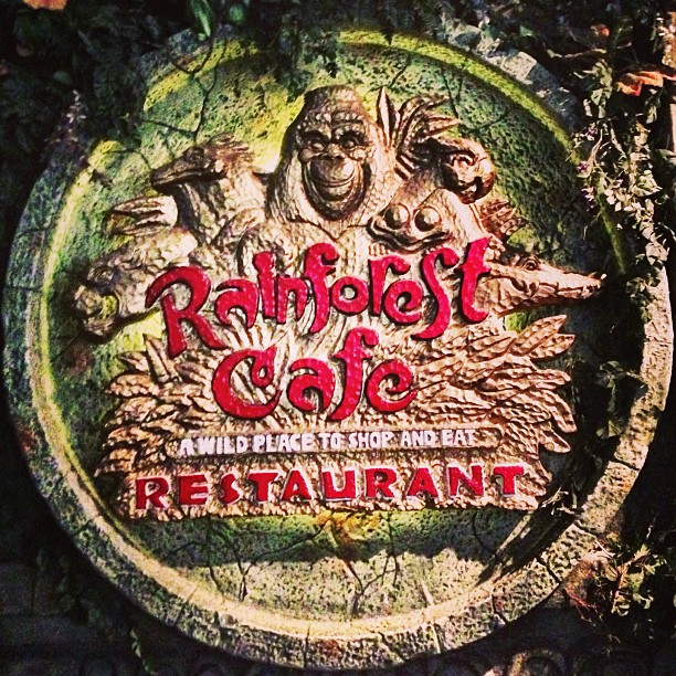 Rainforest Cafe | Dubai Mall, Dubai UAE
