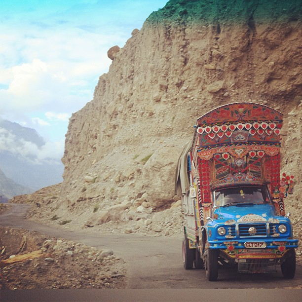 Street Art | Karakoram Highway | Gilgit-Baltistan, Northern PAK