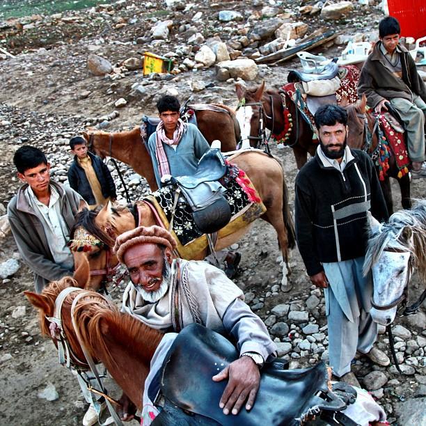 Sewa Kuda Bhaijan! | Battakundi, Lalazar | Kaghan Valley, Khyber Pakhtoonkhwa Province PAK