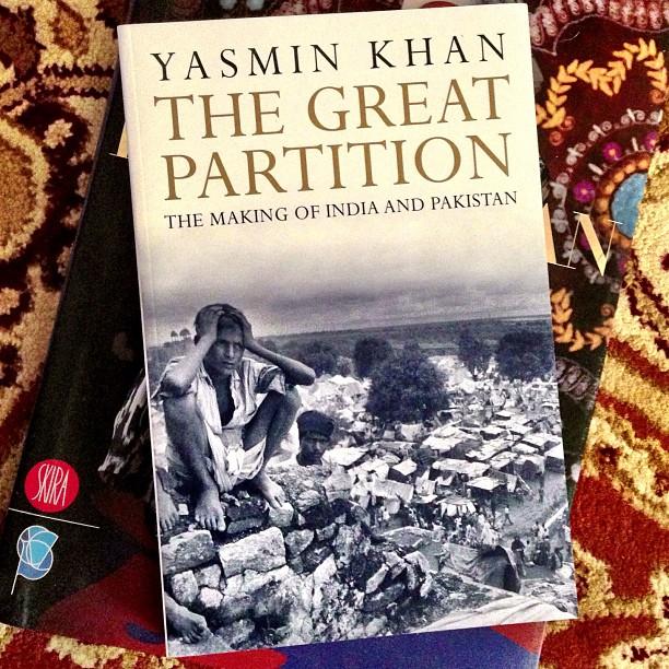 The Great Partition by Yasmin Khan | #EhTerbeli Buku Lagi ! | Saeed Book Bank, Jinnah Super F7 | Islamabad, Pakistan