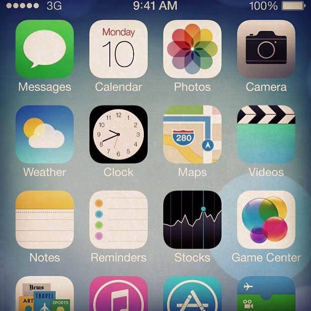 iOS7 | Isloo PAK