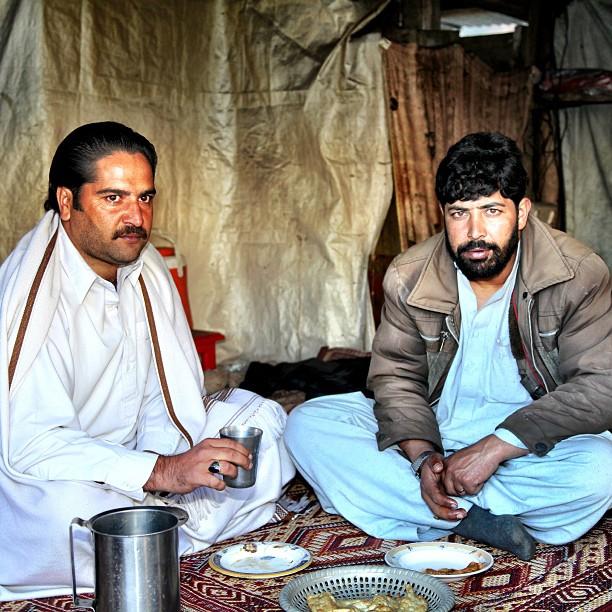 Our Drivers Having Nashta | Saif-ul Mulook Lake, Kaghan Valley | Khyber Pakhtoonkhwa Province PAK