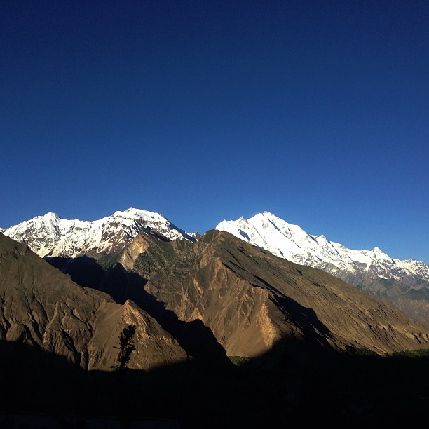 Good Morning Hunza Valley ! | Live from Mt Rakaposhi & Mt Diran | Eagle Nest Hotel, Duikar | Hunza Valley, Gilgit-Baltistan | Northern PAK