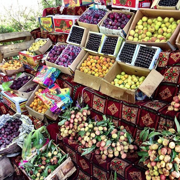 Fruit Stall | Haripur, Khyber Pakhtoonkhwa Province PAK