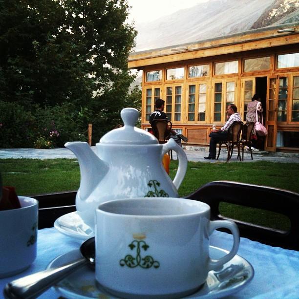 Doodth Pati Chai | Khaplu Palace & Residences | Khaplu Fort, Khapalu Valley | Gilgit-Baltistan, Northern PAK