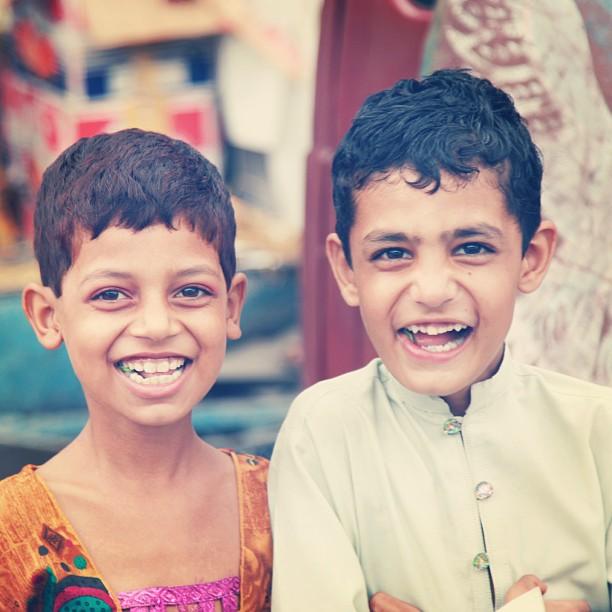 Smile ! | Kids of Kaghan Valley | Naran, Kaghan Valley | Khyber Pakhtoonkhwa Province PAK