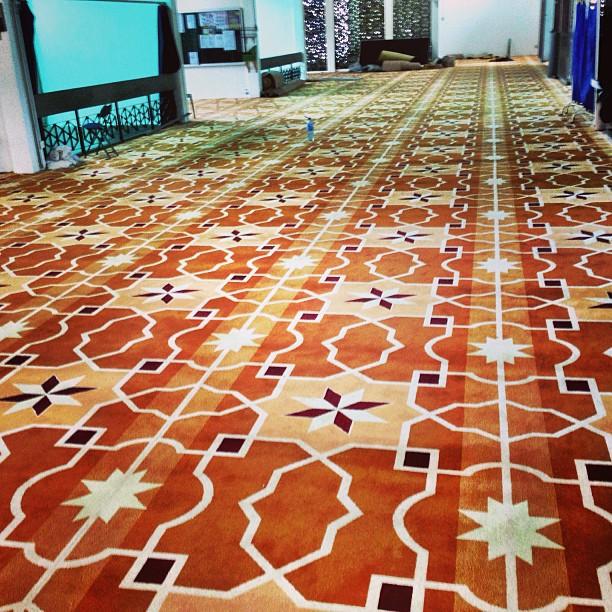 Carpet Baru Kita Raya Ni :) | Petaling Jaya | Selangor, Malaysia