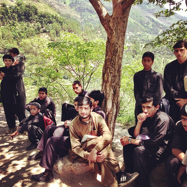 Sabar Menanti Chairlift | Battagram | Khyber Pakhtoonkhwa Province, Pakistan