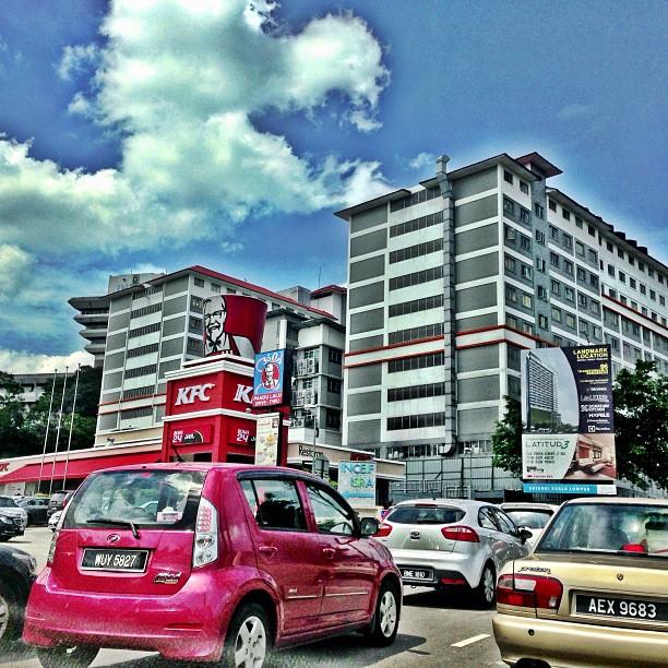 Nice Weather | Petaling Jaya, Selangor | Malaysia
