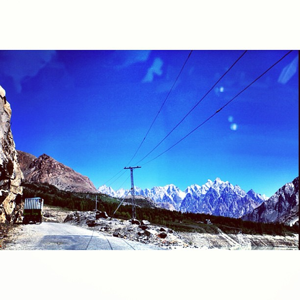 Jalan Nampak Elok Lepas Gojal Village Ni | The Journey From Gojal to Gulmit to Passu | #Karakoram Highway | Gilgit-Baltistan, Northern #Pakistan