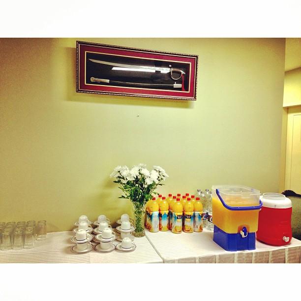 Pulpy Orange Minute Maid Pilihan Malam Ni | Majlis Berbuka Puasa | Residential Complex, High Commission Malaysia | Diplomatic Enclave | #Islamabad, #Pakistan
