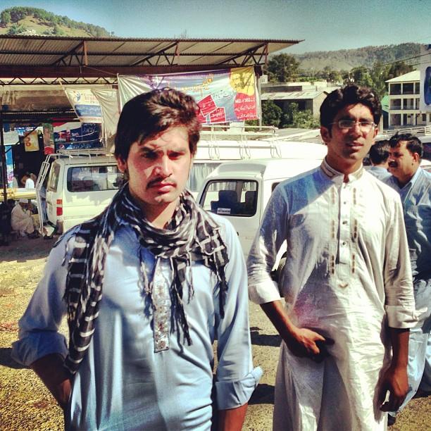 Welcome to Abbottabad Bro! | Abbottabad | Karakoram Highway | Khyber Pakhtoonkhwa Province, Pakistan