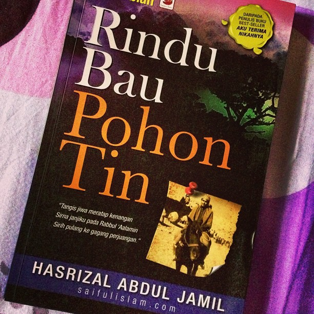 Rindu Bau Pohon Tin | Terbeli Buku Lagi | Islamabad, Pakistan