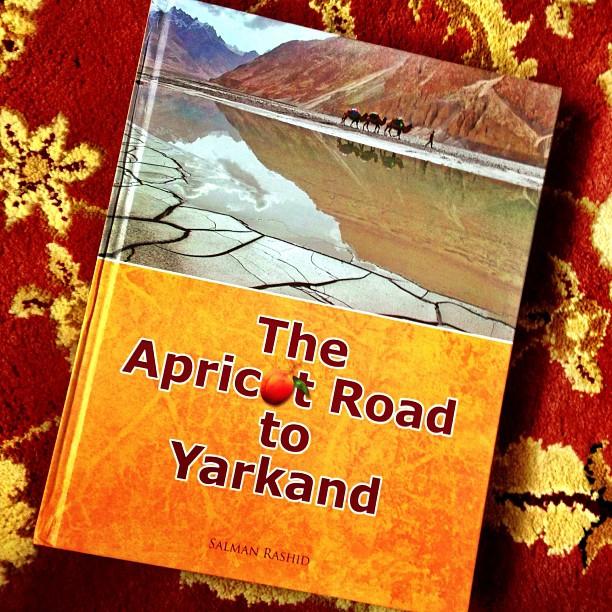 The Apricot Road to Yarkand | Salman Rashid | Mujo Ada Gambar Dlm Buku Ni | #Eh #TerbeliBukuLagi | Saeed Book Bank | Jinnah Super Market F7 | Islamabad, Pakistan