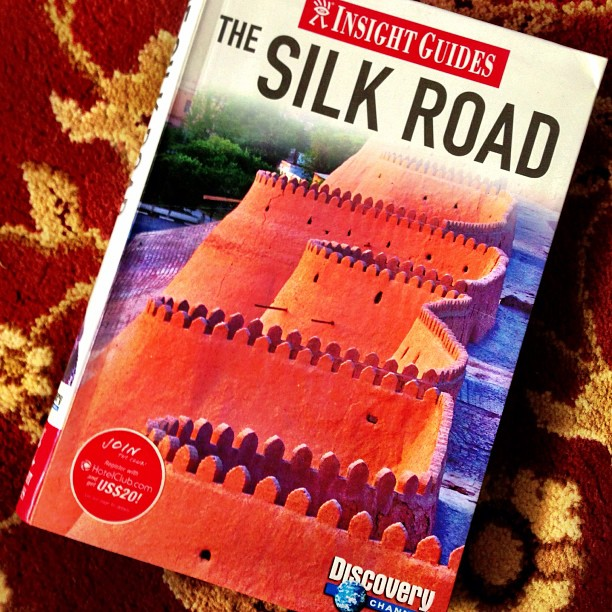 The Silk Road | Insight Guides | Discovery Channel | #Eh #TerbeliBukuLagi | Saeed Book Bank | Jinnah Super Market F7 | Islamabad, Pakistan