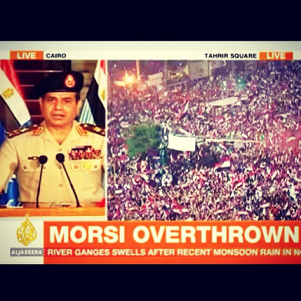 #OhMy! #Pray4Egypt #Morsi | http://m.aljazeera.com/home/watch