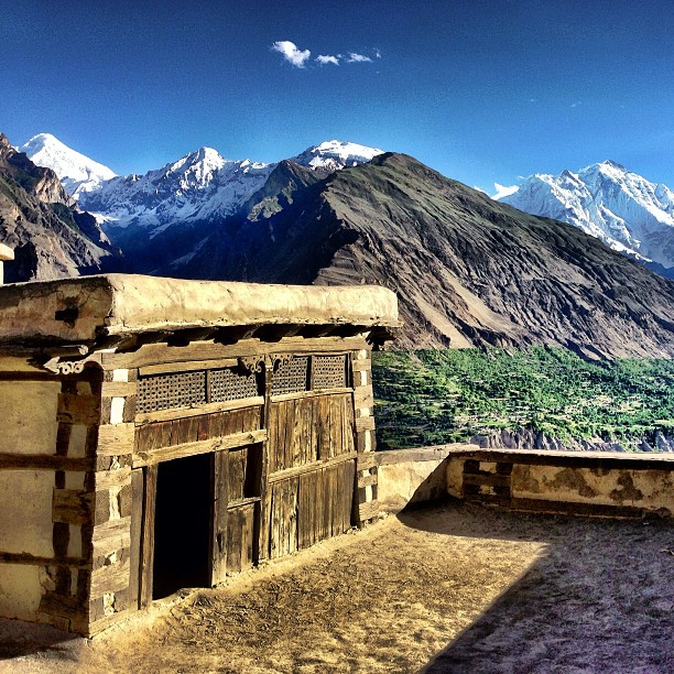 The Ancient Baltit Fort, Refurbished & Maintained by the Aga Khan Foundation | Karimabad, Hunza Valley | Gilgit-Baltistan, Northern Pakistan
