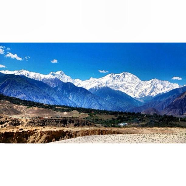 Nanga Parbat | 9th Highest Mountain | Himalayan Range | Full View | The Killer Mountain | Karakoram Highway | Near Thalichi | Gilgit Baltistan | Northern Pakistan