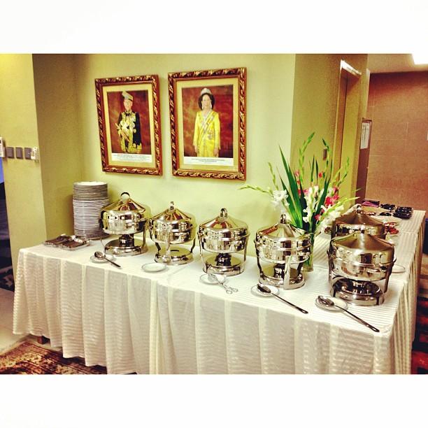 Buffet Set | Majlis Berbuka Puasa | Residential Complex, High Commission Malaysia | Diplomatic Enclave | #Islamabad, #Pakistan