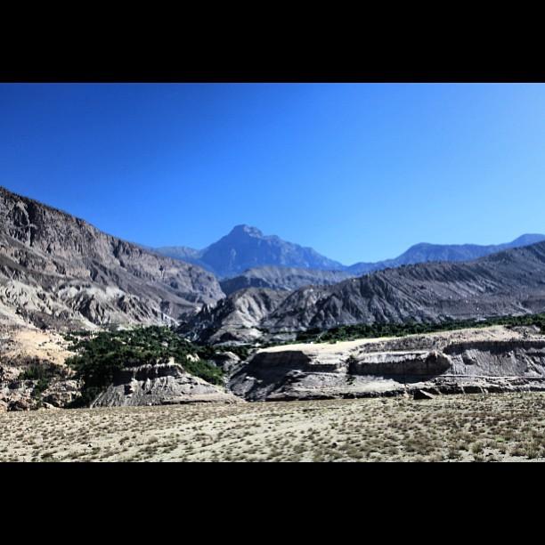 Di Tengah-Tengah Tanah Gersang Tiba-Tiba Ada Lembah Hijau | Near Tatta Pani | Gilgit-Baltistan | Northern Pakistan