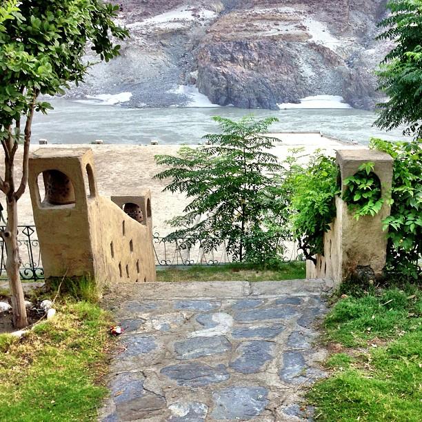 Damn Hot Here In Chilas | Sini Takde Aircond, Semua Hotel Pakai Air-Cooler | Shangrila Indus View Hotel | Day 2 via the Karakoram Highway | Chilas | Northern Pakistan