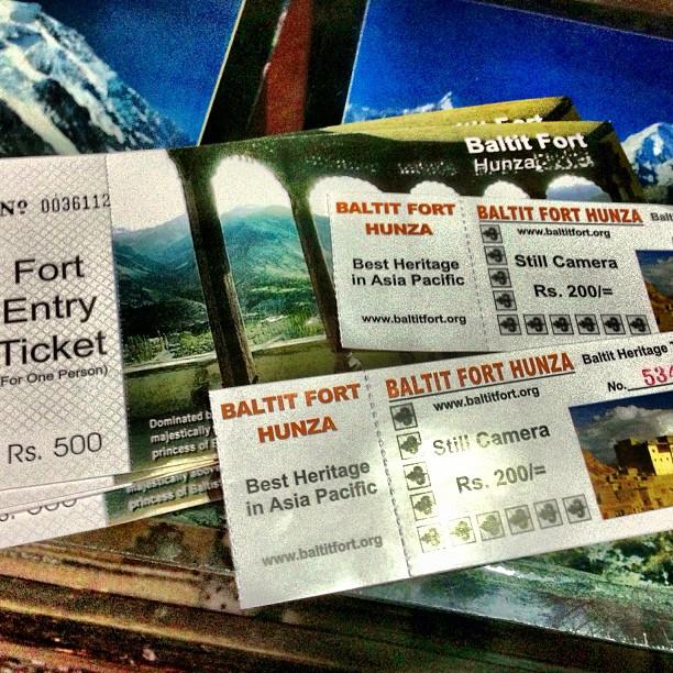 Alhamdulillah Safely Arrived at Baltit Fort | Karimabad, Hunza Valley | Gilgit-Baltistan, Northern Pakistan