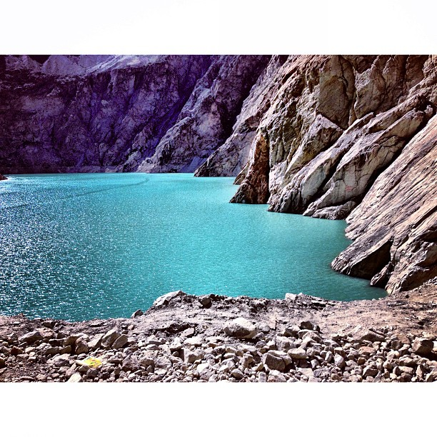 The Turqouise Glacier Melted #Attabad Lake | #Hunza Valley | Gilgit-Baltistan, Northern #Pakistan