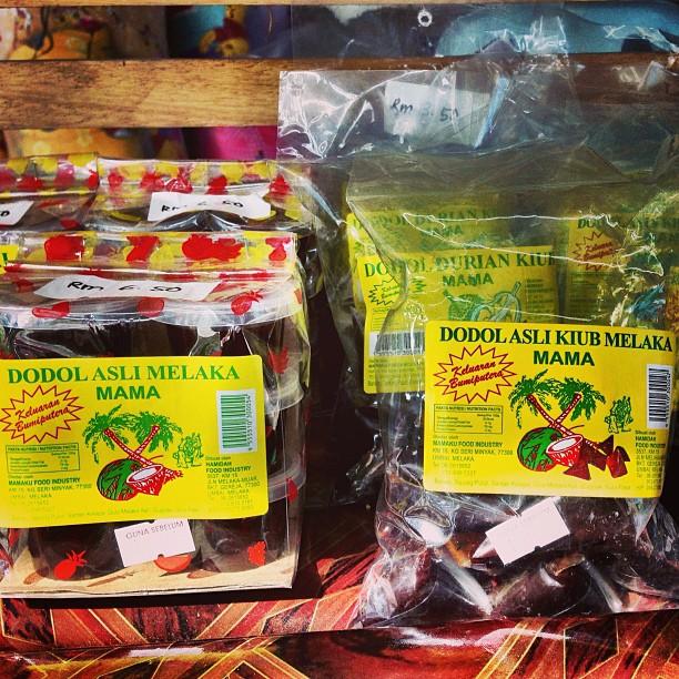 Dodol Asli Kiub Melaka Mama Yo ! | Sg Udang, Melaka | Malaysia