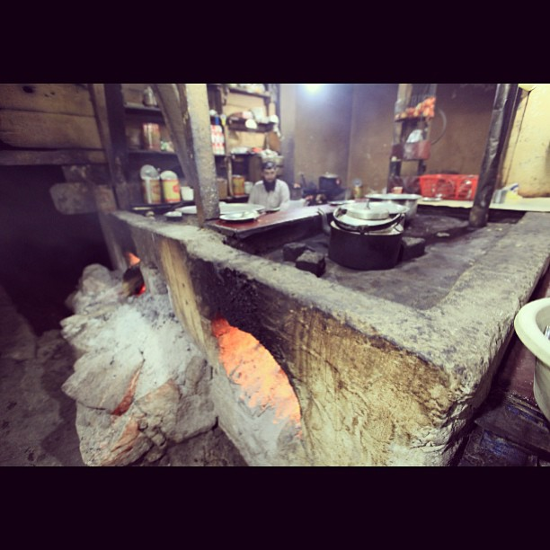 Classic Old Kitchen | Near Dasu | Karakoram Highway | Indus Kohistan Region | Khyber Pakhtoonkhwa Province, Pakistan