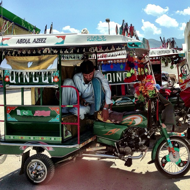 Abdul Azeez Tengah Tunggu Customer | Qallandarabad | Road Less Travelled | Karakoram Highway | Khyber Pakhtoonkhwa Province, Pakistan