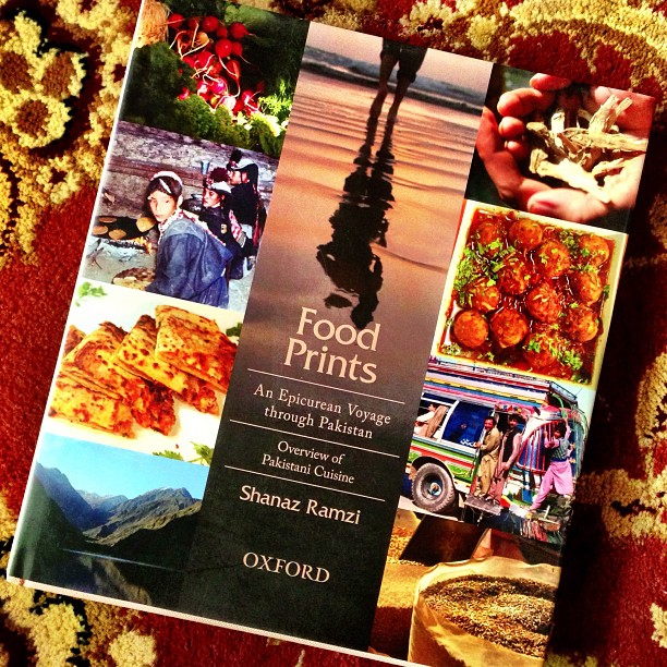 Food Prints | An Epicurean Voyage Through Pakistan | Shanaz Ramzi | Overview of Pakistani Cuisine | #Eh #TerbeliBukuLagi | Saeed Book Bank | Jinnah Super Market F7 | Islamabad, Pakistan
