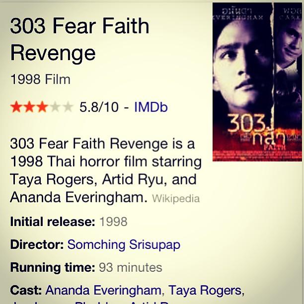 303 Fear Faith Revenge | Watching Circus Is So Mainstream | Jasin, Melaka | Malaysia #ThaiHorrorFilm #303