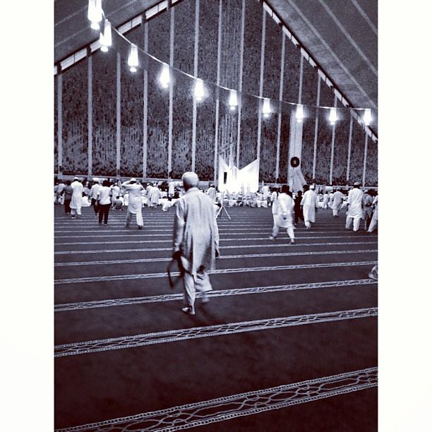 Terawih Malam 10 Terakhir Ramadhan | Hidup di Perantauan | I'tikaf & Mehfil-e Shabina | Faisal Masjid | #Islamabad, Pakistan