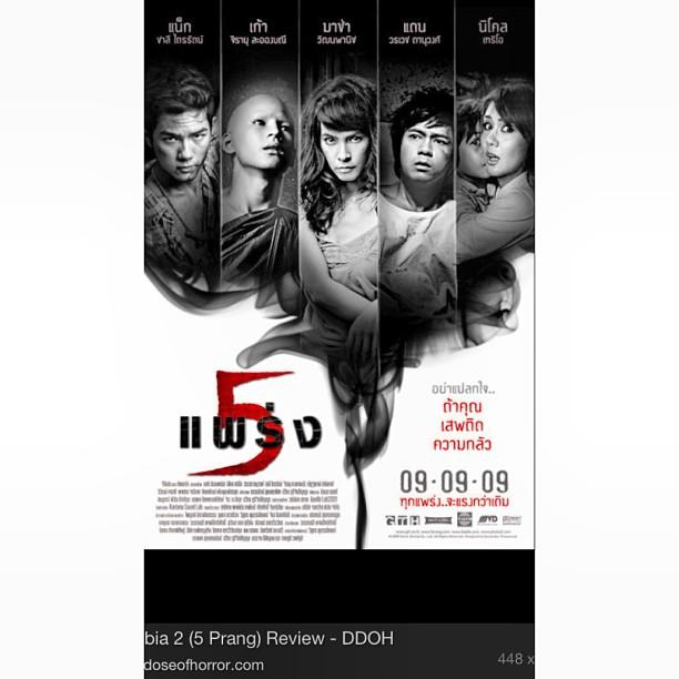 Phobia 2 Prang 5 | Seram | Bangkok, Thailand #ThaiFilm #LawakSeh
