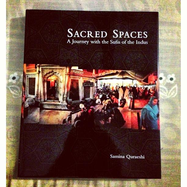 Sacred Spaces | Samina Qureshi | Eh Terbeli Buku Lagi | Mr Books | Super Market F6 | #Islamabad, Pakistan