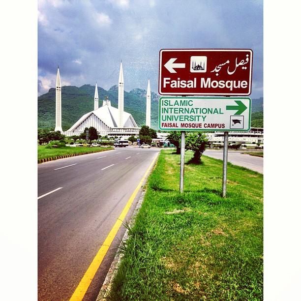 Jumaat Yang Indah Permai | Faisal Masjid | #Islamabad, Pakistan