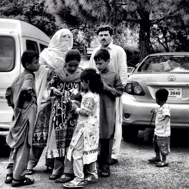 Family Visit to Faisal Masjid | #Islamabad, Pakistan