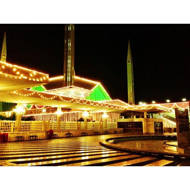 The Last Days of Ramadhan | Pengalaman Berpuasa di Perantauan | I'tikaf & Mehfil-e Shabina | Faisal Masjid | Faisal Avenue | #Islamabad, Pakistan
