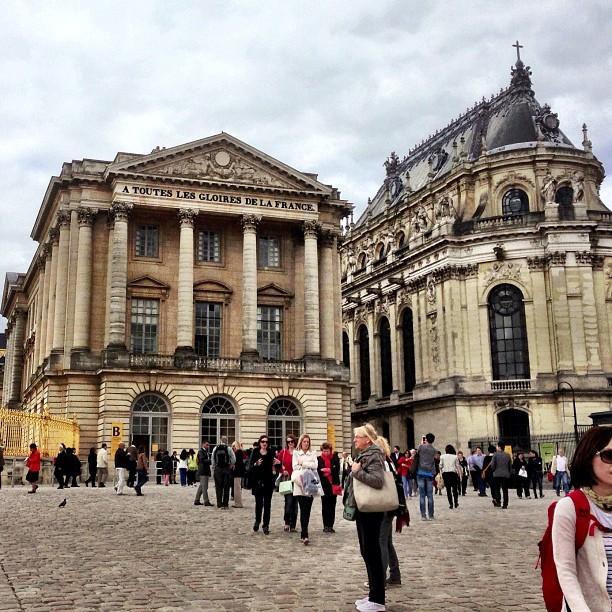 Graeco Roman ? | Chateau de Versailles | Ramainya Manusia | iPhoneography | #JJCMPaghis | Versailles, France